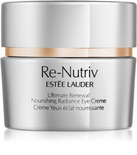 Estée Lauder Re-Nutriv Ultimate Renewal rozjasňující oční krém s vyživujícím účinkem