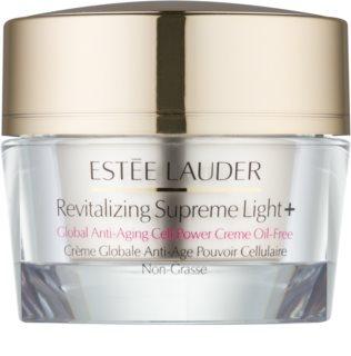 Estée Lauder Revitalizing Supreme Light + mehrphasige Antifalten-Creme mit Auszügen aus Moringa ohne Ölgehalt