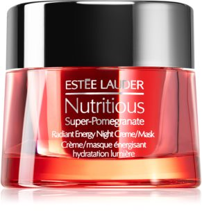 Estée Lauder Nutritious Super-Pomegranate Night Cream-Mask with Nourishing and Moisturizing Effect