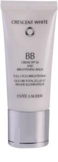 Estée Lauder Crescent White bőrvilágosító BB krém pigmentfoltok ellen SPF50