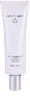 Estée Lauder Crescent White bőrvilágosító tisztító hab a pigment foltok ellen