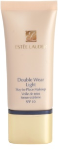 Estée Lauder Double Wear Light стійкий тональний крем SPF 10