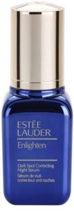 Estée Lauder Enlighten нічна сироватка проти пігментних плям