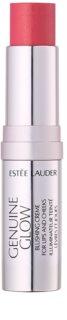 Estée Lauder Genuine Glow krémes arcpirosító az arcra és a szájra