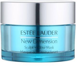 Estée Lauder New Dimension feszesítő maszk élénk és hidratált bőr