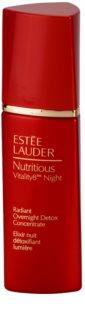 Estée Lauder Nutritious Vitality8™ Night éjszakai bőrvilágosító szérum