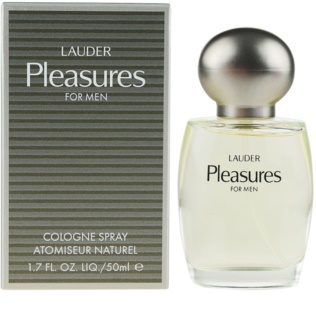 Estée Lauder Pleasures for Men kölnivíz férfiaknak 50 ml
