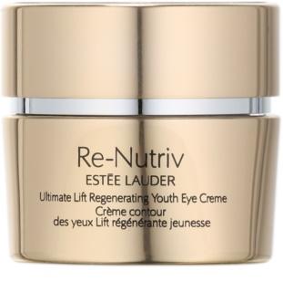 Estée Lauder Re-Nutriv Ultimate Lift liftinges szemkrém a duzzanatokra és a sötét karikákra
