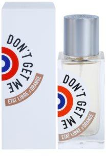Etat Libre d'Orange Don´t Ge Me Wrong Baby eau de parfum pour femme 50 ml