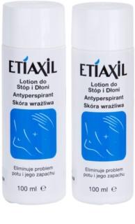 Etiaxil Original Antitranspirant Tonic tegen overmatig Transpireren op Handen en Voeten voor Gevoelige Huid