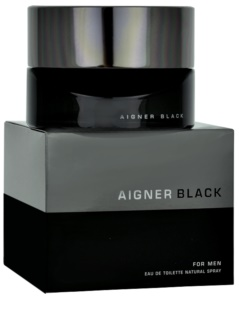 Etienne Aigner Black for Man Eau de Toilette for Men 125 ml