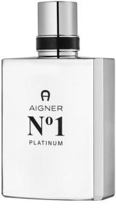 Etienne Aigner No.1 Platinum Eau de Toilette para homens 100 ml