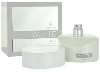 Etienne Aigner White Man Eau de Toilette para homens 125 ml