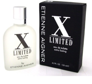Etienne Aigner X-Limited eau de toilette mixte 125 ml