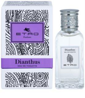 Etro Dianthus Eau de Toilette voor Vrouwen  50 ml