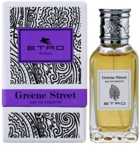 Etro Greene Street eau de toilette mixte 50 ml