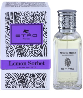 Etro Lemon Sorbet eau de toilette mixte 50 ml