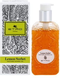 Etro Lemon Sorbet gel de ducha unisex 250 ml