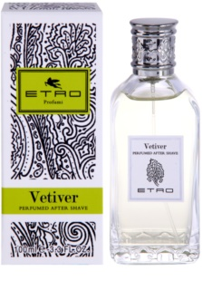 Etro Vetiver Aftershave lotion  voor Mannen 100 ml