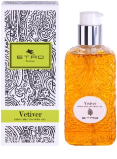 Etro Vetiver gel de dus unisex 250 ml