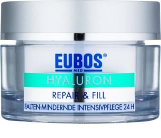 Eubos Hyaluron krem intensywnie nawilżający przeciw zmarszczkom