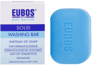 Eubos Basic Skin Care Blue syndet sans parfum