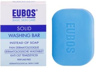 Eubos Basic Skin Care Blue syndet brez dišav