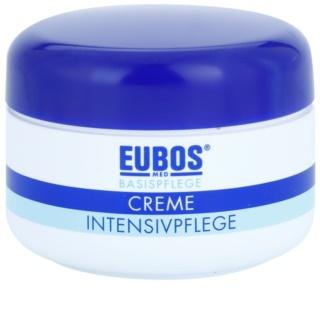 Eubos Basic Skin Care θρεπτική ενυδατική κρέμα για ξηρή εως πολύ ξηρή ευαίσθητη επιδερμίδα