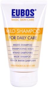 Eubos Basic Skin Care Mild απαλό σαμπουάν για καθημερινή χρήση