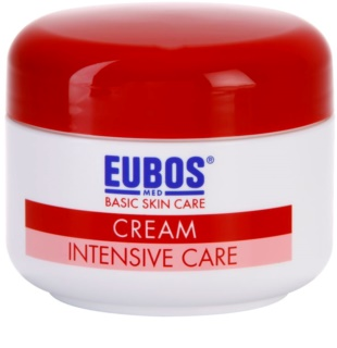 Eubos Basic Skin Care Red creme intensivo  para pele seca