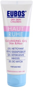 Eubos Children Calm Skin Zachte Reinigingsgel met Aloe Vera