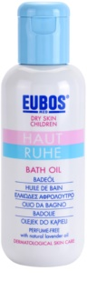 Eubos Children Calm Skin олио за вана за мека и гладка кожа