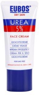Eubos Dry Skin Urea 5% intenzivna vlažilna krema za obraz