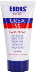 Eubos Dry Skin Urea 5% ενυδατική και προστατευτική κρέμα για πολύ ξηρό δέρμα