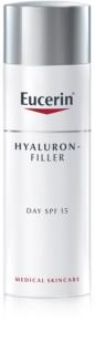 Eucerin Hyaluron-Filler crema de día  antiarrugas  para pieles normales y mixtas