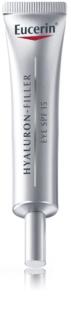 Eucerin Hyaluron-Filler očný krém proti hlbokým vráskam