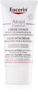 Eucerin Dry Skin Dry Skin Omega krema za lice za suhu i atopičnu kožu