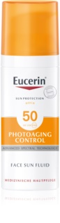 Eucerin Sun Photoaging Control émulsion protectrice anti-rides SPF 50