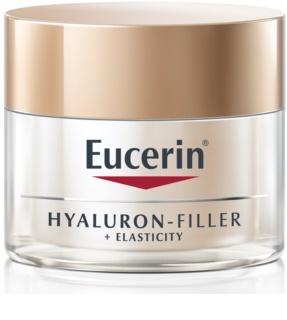 Eucerin Elasticity+Filler hidratante para peles maduras SPF 15