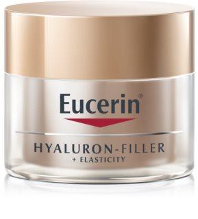Eucerin Elasticity+Filler crema de noche nutritiva intensa para pieles maduras