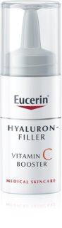 Eucerin Hyaluron-Filler Vitamin C Booster rozjasňující protivráskové sérum s vitaminem C