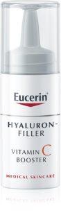 Eucerin Hyaluron-Filler Vitamin C Booster posvjetljujući serum protiv bora s vitaminom C