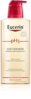 Eucerin pH5 gel de ducha suave para pieles secas y sensibles