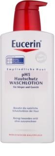 Eucerin pH5 душ крем за чувствителна кожа
