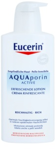 Eucerin Aquaporin Active Body Milk For Dry and Sensitive Skin