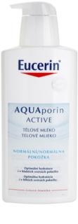 Eucerin Aquaporin Active mlijeko za tijelo za normalnu kožu