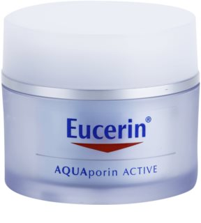 Eucerin Aquaporin Active crema hidratante intensiva para pieles secas  24h