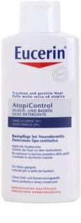 Eucerin AtopiControl olje za prhanje in kopel za suho in srbečo kožo