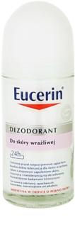 Eucerin Deo déodorant bille roll-on pour peaux sensibles