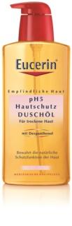 Eucerin pH5 tusoló olaj az érzékeny bőrre